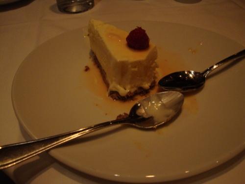 Frozen Lemon Gingersnap Pie