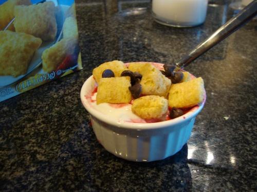 Rasberry explosion
