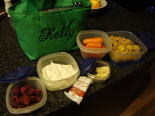 Lunch/Snacks on the go